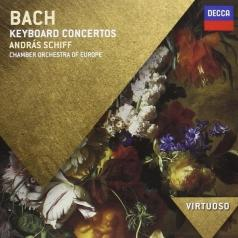 Andras Schiff (Андраш Шифф): Bach: Keyboard Concertos