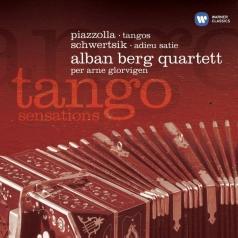 Alban Berg Quartett (Квартет Альбана Берга): Tango Sensations