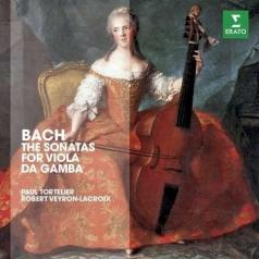 Paul Tortelier (Поль Тортелье): Viola Da Gamba Sonatas Nos. 1-3, Bwv1027-1029
