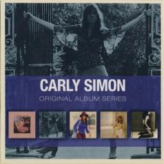 Carly Simon (Карли Саймон): Original Album Series