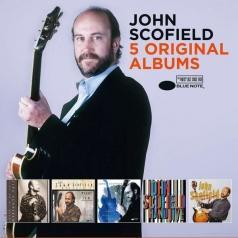 John Scofield (Джон Скофилд): Original Albums
