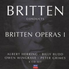 Benjamin Britten (Бенджамин Бриттен): Operas 1