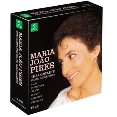 Maria-Joao Pires (Мария Жуан Пиреш): Complete Erato Recordings