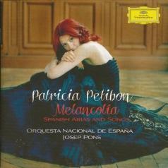 Patricia Petibon (Патрисия Пётибон): Melancolia - Spanish Arias And Songs