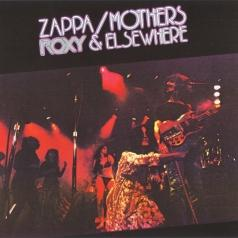 Frank Zappa (Фрэнк Заппа): Roxy & Elsewhere