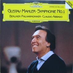 Claudio Abbado (Клаудио Аббадо): Mahler: Symphony No.1