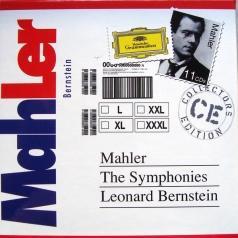 Leonard Bernstein (Леонард Бернстайн): Mahler: The Symphonies