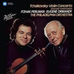 Itzhak Perlman (Ицхак Перлман): Violin Concerto, Serenade Melancolique - Itzhak Perlman, Philadelphia Orchestra / Eugene Ormandy