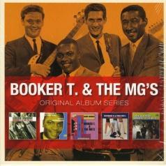 Booker T.: Original Album Series