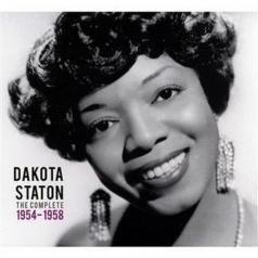 Dakota Staton (Дакота Стейтон): The Complete 1954-1958
