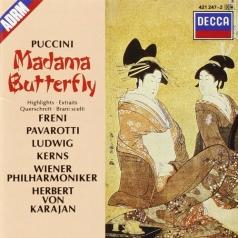 Herbert von Karajan (Герберт фон Караян): Puccini: Madama Butterfly - Highlights