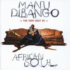 Manu Dibango (Ману Дибанго): The Very Best Of - African Soul
