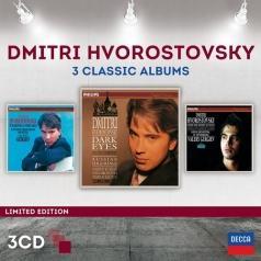 Dmitri Hvorostovsky (Дмитрий Хворостовсикий): 3 Classic Albums