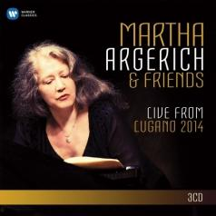 Martha Argerich (Марта Аргерих): Martha Argerich & Friends: Live From Lugano 2014