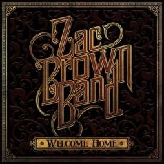 Zac Brown Band (Группа Зака Брауна): Welcome Home