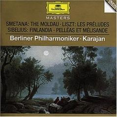 Herbert von Karajan (Герберт фон Караян): Smetana: The Moldau / Sibelius: Finlandia; Pell?as