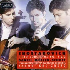 Dmitri Schostakowitsch: Schostakowitsch Cellokonzerte;Muller-Schott