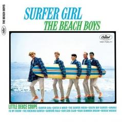 The Beach Boys (Зе Бич Бойз): Surfer Girl