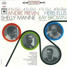 Andre Previn: 4 To Go!