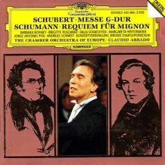 Claudio Abbado (Клаудио Аббадо): Schubert: Mass G