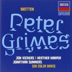 Sir Colin Davis (Колин Дэвис): Britten: Peter Grimes