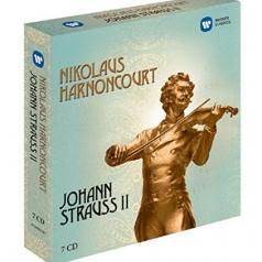 Nikolaus Harnoncourt (Николаус Арнонкур): Die Fledermaus, Der Zigeunerbaron, Waltzes
