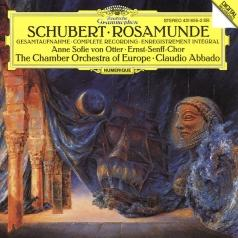 "Claudio Abbado (Клаудио Аббадо): Schubert: Music For ""Rosamunde"""