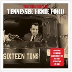Tennessee Ernie Ford (Теннесси Эрни Форд): The Very Best Of