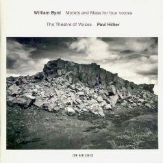 William Byrd (Уильям Бёрд): Motets And Mass For Four Voices