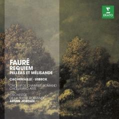 Armin Jordan (Армин Джордан): Requiem - Pelleas Et Melisande