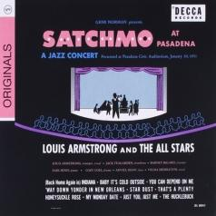 Louis Armstrong (Луи Армстронг): Satchmo At Pasadena