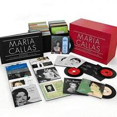 Maria Callas (Мария Каллас): Callas - The Complete Studio Recordings 1949-1969