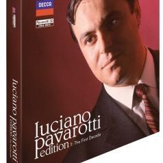 Luciano Pavarotti (Лучано Паваротти): Luciano Pavarotti Edition: The First Decade