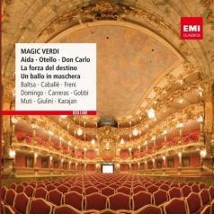 Placido Domingo (Пласидо Доминго): Magic Verdi