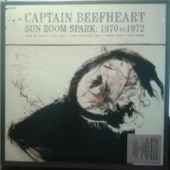 Captain Beefheart (КэптэйнБифхарт): Sun, Zoom, Spark: 1970 To 1972