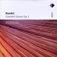 John Eliot Gardiner (Джон Элиот Гардинер): 6 Concerti Grossi Op.3