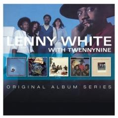 Lenny White (Ленни Уайт): Original Album Series
