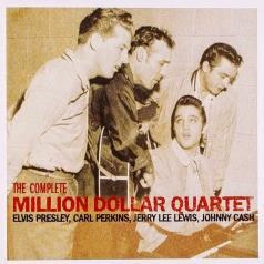 Elvis Presley (Элвис Пресли): The Complete Million Dollar Quartet