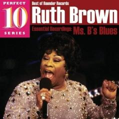 Ruth Brown (Рут Браун): Ms. B's Blues