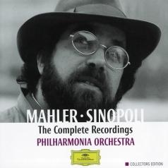 Giuseppe Sinopoli (Джузеппе Синополи): Mahler: The Complete Recordings