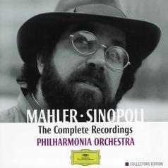 Giuseppe Sinopoli (Джузеппе Синополи): Mahler: The Complete Recordings