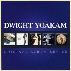 Dwight Yoakam (Дуайт Йокам): Original Album Series
