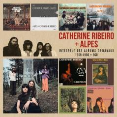 Catherine Ribeiro (Катрин Рибейро): Integrale Des Albums Studio