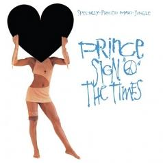 Prince (Принц): Sign 'O' The Times (Album Version) / La, La, La, He, He, Hee
