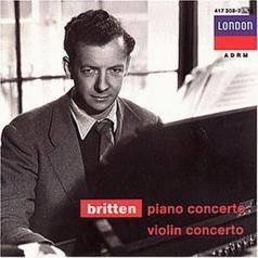 Sviatoslav Richter (Святослав Рихтер): Britten: Piano Concerto; Violin Concerto