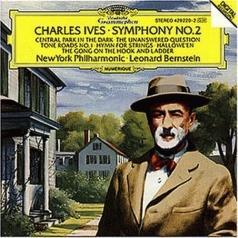 Leonard Bernstein (Леонард Бернстайн): Ives: Symphony No.2