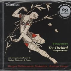 Stravinsky Igor (Игорь Фёдорович Стравинский): The Firebird (Original Ballet Score); Greeting Prelude; Orchestrations Of Sibelius, Chopin And Tchaikovsky