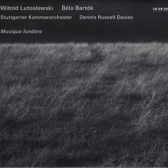 Stuttgarter Kammerorchester: Lutoslawski/Bartok: Musique Funebre