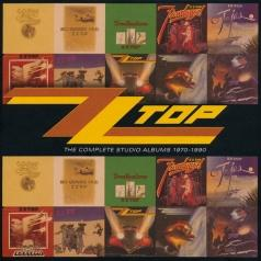 ZZ Top (Зи Зи Топ): The Complete Studio Albums 1970-1990