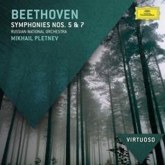 Михаил Плетнёв: Beethoven: Symphonies Nos.5&7